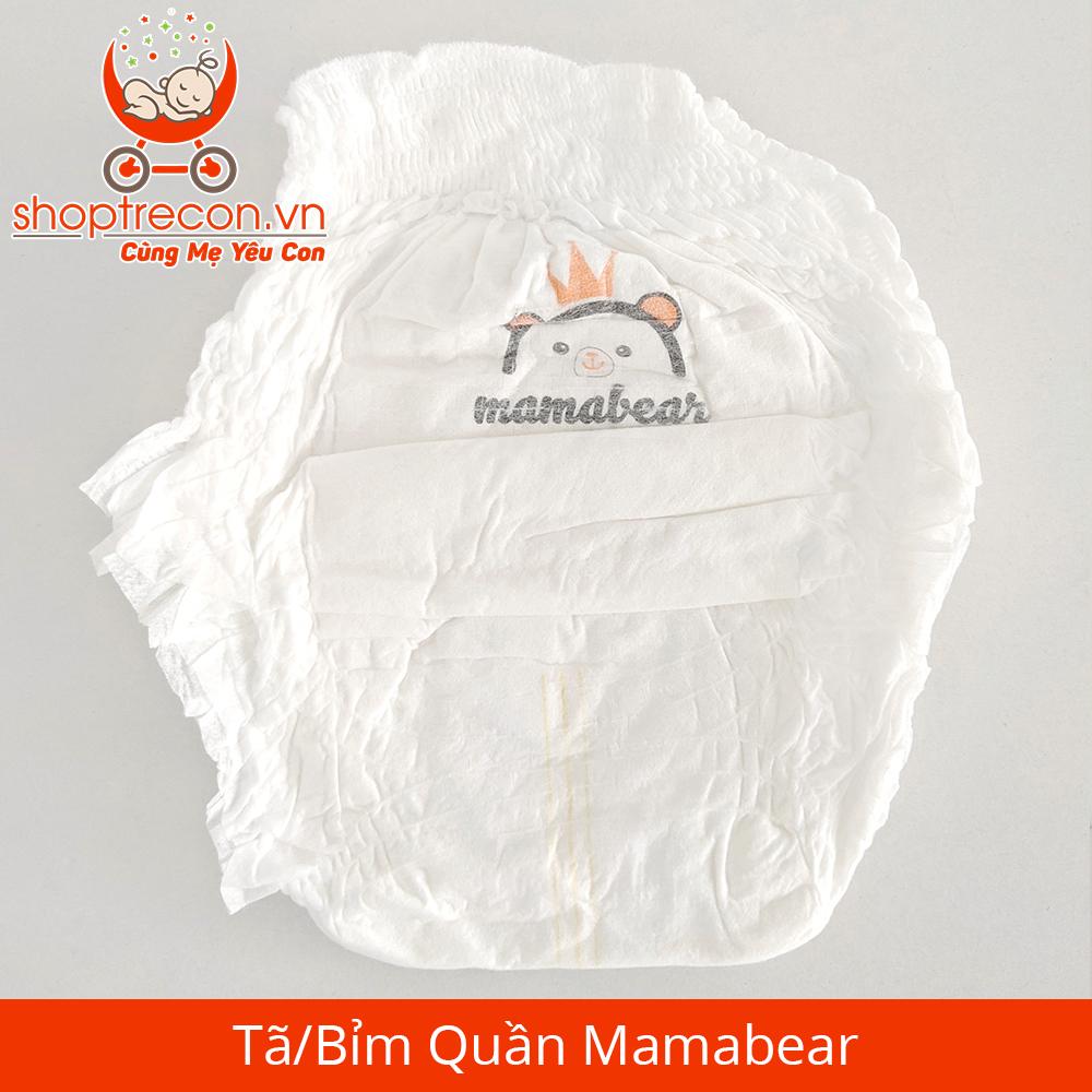Tã/Bỉm Quần Mamabear Premium Soft Size XL Số Lượng 100 Miếng Cho Bé 12 – 17 Kg