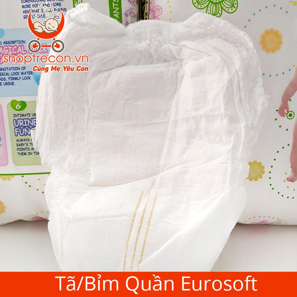 Vạch báo thay tã: vạch tự đổi màu báo hiểu lượng chất thải đã đầy và cần thay tã cho bé.